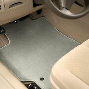 For Ford C-max 13-18 Carpeted 1st And 2nd Row Dove Gray Floor Mats