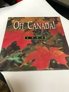 1994 Oh Canada Uncirculated Coin Set By Royal Canadian Mint