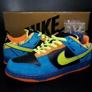 Nike Dunk Low Pro Sb 2008 Andldquoskate Or Dieandrdquo 304292-073 Size Us 9 New Dead Stock