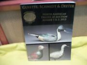 Guyette And Deeter North American Decoys Auction Catalog August 1 And 2 2013 - Mint