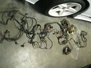 1969 Ford Mustang Shelby Gt 500 Under Dash Wiring Harness 70 Engine 428 Trunk Oe