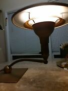 Antique Lamp Vtg Mid Century Sconce Reading Light Retro Old Bulb Promoted