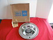 Nos 1964 Ford Galaxie 500 Xl Wheel Cover Fomoco 64 Oem Part Number C4az-1130-c