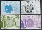 Dexter Season 7 And 8 Breygent Printing Plate Set Base Card 12 All 4 Colors