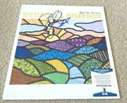 Sturgill Simpson Signed High Top Mountain Country Music Album Vinyl Grammys Bas