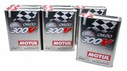 300v 0w20 Racing Oil Synthetic Case 6x2 Liter