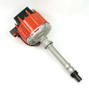 Sbc Hei Race Distributor W/red Cap Pertronix Ignition D1071