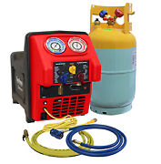 Spark Free Contaminated Ac Recovery System Mastercool 69391