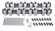 Sbc Shaft Rocker Arm Kit 1.6/1.5 Ratio T And D Machine 2217 160/150 With Sprin