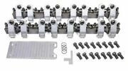 Sbc Shaft Rocker Arm Kit - 1.6/1.5 Ratio T And D Machine 2150-160/150 With Sprin