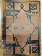 Antique Bible 1884 American Bible Society 364 Edition