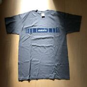 Oasis 90and039s Vintage T-shirts Size Anvil L Unused