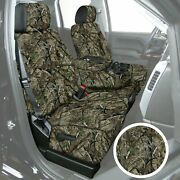 For Chevy Monte Carlo 85-88 Truetimber 1st Row Htc Fall Camo Custom Seat Covers