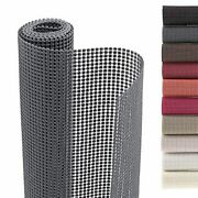 Smart Design Shelf Liner W/ Classic Grip Adhesive - Washable Cutable Material -