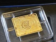 France 2021 20 Years Of Euro Starter Kit Brilliant Proof Gold Coin 50andeuro Serial 32