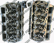 New Ford F-250 F-350 6.7 Ohv Diesel Power Stroke Cylinder Head Pair 2011-up