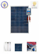 Coleman 100w Solar Panel With 8.5 Amp Charge Controller