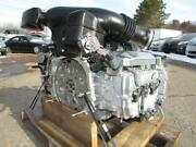 2017-2019 Subaru Outback 3.6r Limited - Long Block Engine Assembly W/ Intake