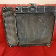 Mercedes W114 W115 / Original Behr Water And Oil Cooler It Is In Perfect Conditi