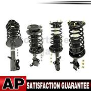 Kyb Strut And Coil Spring Assy. Rear Front Set Of 4 For Toyota Corolla 1993-1997