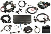 Holley Terminator X Max 550-1408 For 2011-2012 Ford Coyote Swap W/ Ti-vct And Ev1
