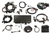Holley Terminator X Max 550-1410 For 2013-2015 Ford Coyote Swap W/ Ti-vct And Ev1