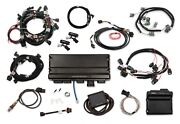 Holley Terminator X Max 550-1411 For 2013-2015 Ford Coyote Swap W/ Ti-vct And Ev6