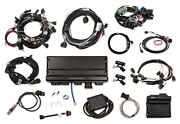 Holley Terminator X Max 550-1507 2011-2012 Ford Coyote W/ Ti-vct Ev1 And 98+ 4r70w