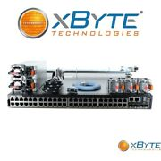 Dell N3248pxe-on 48p 10gbe 4p Sfp28 2p Qsfp28 Upoe+ Os6 Switch