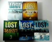 Lost - Season 1,2,3,4, And 5 Fast Shipping