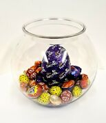 Easter Egg Selection Eggs In Large Plastic Bowl Ideal Gift Assorted Chocolates