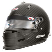 Bell Gp3 Carbon Fia And Snell Approved Race Racing Helmet