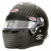 Bell Rs7 Carbon Fia And Snell Approved Race Racing Helmet