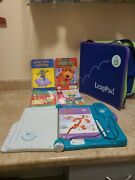 Leap Frog Leap Pad Learning System Read And Write Lot 👀 Description