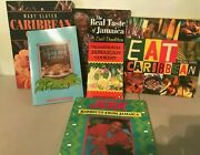 6 Caribbean Cookery Books By 6 Experts 600 Authentic Recipes For Food Drink Et