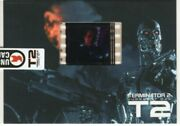 Relic Unstoppable Cards Terminator 2 2017 - Fc1 Film Cell Card