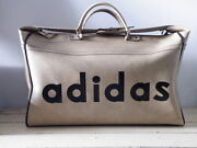 Adidas Boston Bag 1960's Vintage Made In West Germany