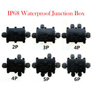 Ip68 Waterproof Junction Box Case Electrical Cable Connector Outdoor Underground