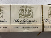 Rare Vintage Ambassador Hotel Book Of Matches New Old Stock