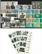 Ireland Stamps. 480+ Mnh Stamps And Full Sets. Easter Rising. Irish Anniversaries.