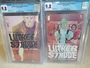 Strange Talent Of Luther Strode 1 And 2 Lot Cgc 9.8 1st Appearance Image 1st Print