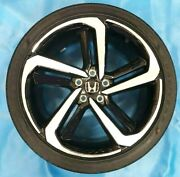 Honda Accord Sport 19 Oe Wheels And Tires 2021 4 Oem Rims And Goodyear Tires