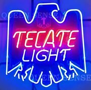 New Cerveza Tecate Eagle Lamp Light Neon Sign 24x20 With Hd Vivid Printing