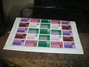 1971 Australia Christmas Stamps-block Of 25,mint,plate , Marked-variety