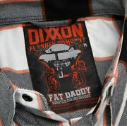 Dixxon Flannel Co Fat Daddy Menand039s Size Lt Sold Out Exclusive Af Bnip