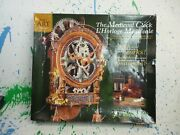 Cbc-201 Wrebbit Build Your Own Clock The Medieval Clock Cardboard Complete