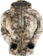 Sitka Menand039s Hudson Waterproof Insulated Hunting Jacket