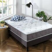 Zinus Extra Firm Icoil 10 Inch Support Plus Mattress Twin