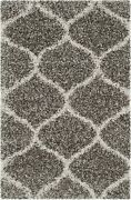 Safavieh Hudson Shag Collection Sgh280b Moroccan Ogee Plush Area Rug 2and039 X 3and039 G