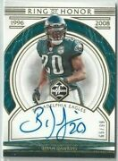 2020 Limited Ring Of Honor On Card Autograph Brian Dawkins /99 Eagles Auto Wow